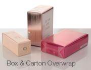 高档卡纸纸盒和纸箱外包装