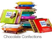 巧克力点心