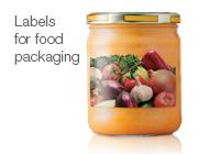 食品包装标签薄膜