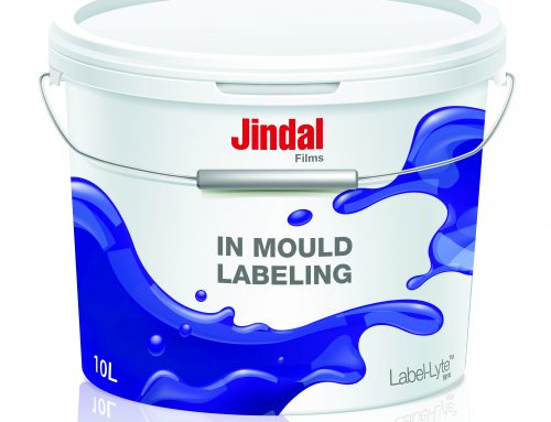 JINDAL FILMS CREATES NEW LABELING POSSIBILITIES WITH IN-MOULD LABELING FILM SOLUTIONS