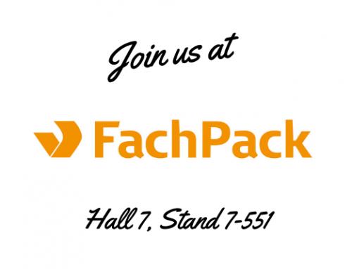FACHPACK Nuremberg 2018