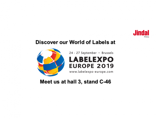 Labelexpo Brussels, 24th-27th September 2019