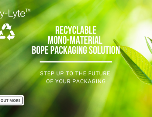 Ethy-Lyte™ – Recyclable BOPE Mono-Material Packaging Solution