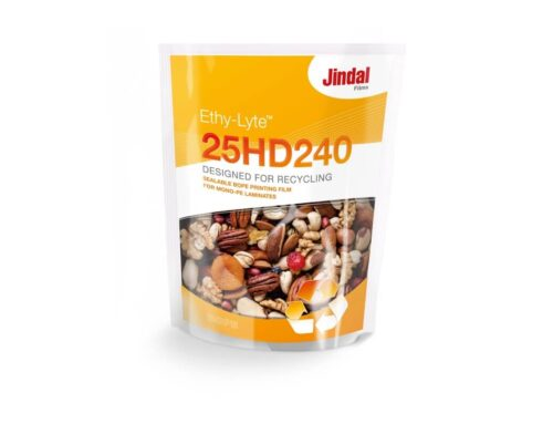 JINDAL FILMS INTRODUCES FOUR NEW MONO-MATERIAL BOPE RECYCLABLE PACKAGING FILM SOLUTIONS AT FACHPACK 2021